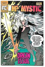 Ms Mystic  #1 (Pacific 1982; vf+ 8.5) Neal Adams script & art