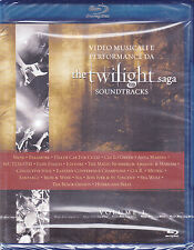 Blu-ray **THE TWILIGHT SAGA SOUNDTRACK SOUNDTRACKS** nuovo 2010