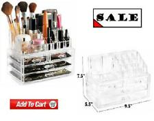Make Cosmetic Clear Organizer Jewelry and Hair Accessories Storage