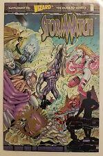 STORMWATCH ASHCAN #23 1/2 WIZARD GOLD PREMIUM Near Mint Comics Book
