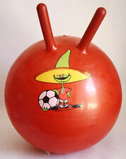 ULTRA RARE VINTAGE MEXICO 86 WORLD CUP 1986 RUBBER BALL BY VOYOT GREECE NEW NOS