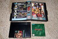 Metal Slug 3 (Neo Geo AES, 2001) Complete Authentic ENGLISH