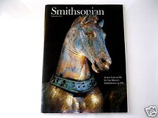 Smithsonian September 1982 Zeitschrift in englischer Sprache