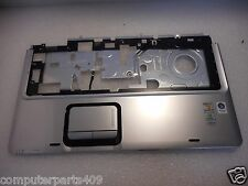 HP DV9000 Silver Top CAse Palmrest + Touchpad 432977-001 448010-001 SE1