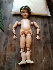 """Antique Armand Marseille Germany Bisque Doll Large Size 35""""  #390 16 RARE"""