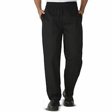 More details for chef trousers pants excellent quality black trousers 3 pockets for unisex