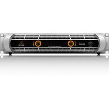 Behringer iNUKE NU6000 2-Channel Ultra Lightweight High Density Power Amplifier