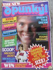 Spunky - Aussie fortnightly 70's music magazine x 23