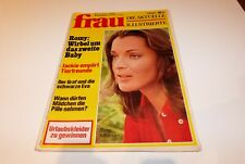 Frau die Aktuelle 31/1970 TB Romy Schneider+2 S.,Brigitte Bardot