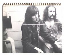 Crosby, Stills, Nash & Young FOUR WAY STREET LP fan!Album Cover Notebook vintage
