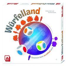 Brettspiel Familie Würfelland