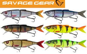 Savage Gear 4Play V2 Liplure - Wobbler für Hechte, Hechtköder zum Spinnfischen