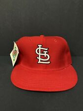 VTG RARE NWT 1993 St Louis Cardinals Home Red New Era 5950 Cap Hat! Size 7 1/8!