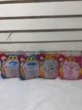 1996 McDonalds Happy Meal Toy-Ronald McDonald, Birdie,(2) Hamburglar Sound Maker