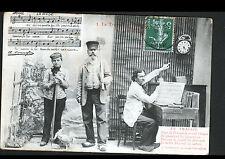 EN BERRY (18 / 36) LE TRAVAIL en SABOTS, OUVRIER COMMUNAL par A. BONNEFOI en1909