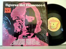 Figuras del Flamenco Vol.4 LP Variuos (in shrink) , C 7123