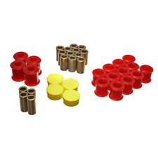 Energy Suspension Control Arm Bushing Kit 7.3115R; Red for Nissan, Datsun 240SX