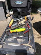 New listing Aqua Skinz Surf Fishing Lure Bag