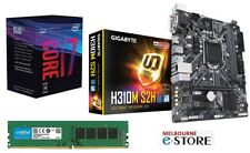 PC Upgrade Kit Six Core i7 8th 8700 + Gigabyte Motherboard + 16GB DDR4 RAM