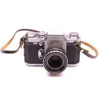 WIRGIN EDIXA FLEX CAMERA WITH ISCOTAR 50MM F/2.8 LENS c.1958-60