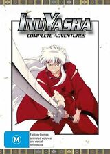 Inuyasha Complete Adventures (Eps 1-167 + Final Act 1-26) NEW R4 DVD