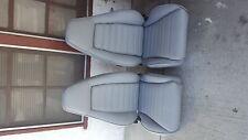 PORSCHE 911 912 930 TURBO SPORT SEAT KIT NEW UPHOLSTERY 100% LEATHER BEAUTIFUL