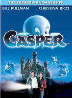 Casper (DVD, 2003, Widescreen Special Edition) BRAND NEW