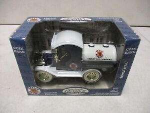 Gearbox Skelly Aromax 1912 Ford Coin Bank