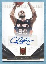 2012-13 Momentum Basketball - Dahntay Jones - Hawks - Monumental Marks - #'d /49