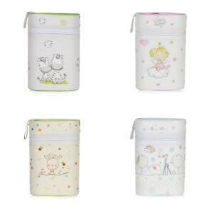 Thermal Baby Feeding Insulate Bottle Bag Double Thermobox Milk Warmer Children
