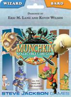 NEW Munchkin Collectible Card Game Wizard & Bard Starter Steve Jackson CCG
