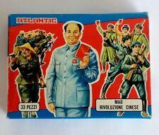 """Atlantic 9010 Mao , Rivoluzione Cinese - originale con prezzo """"L.100"""" del 1973"""