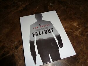 Mission: Impossible Fallout (4K UHD Blu-ray Steelbook)