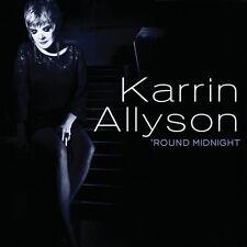 Karrin Allyson - Round Midnight [New CD]