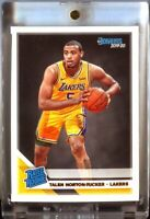 2019-20 Donruss TALEN HORTON-TUCKER RC Rated Rookie Lot of (5) - Lakers - MINT!