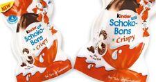 Kinder joy schoko bons crispy 16 pcs with hazelnut filling