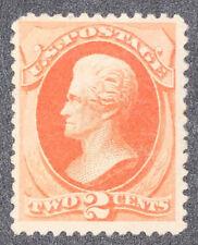Travelstamps: US Stamps Scott #183 Mint NG 2 Cent Denomination