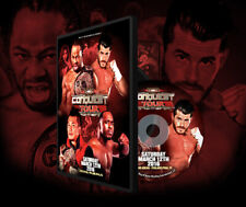 Ring of Honor - Conquest Tour 2016 DVD- ROH Young Bucks Cedric Alexander Kushida