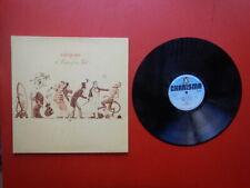 VINYL LP RECORD: GENESIS: A TRICK OF THE TAIL. GATEFOLD.  CDS 4001. 1976.