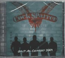 COCK SPARRER - GUILTY AS CHARGED 2009 - (still sealed cd) - AHOY CD 306