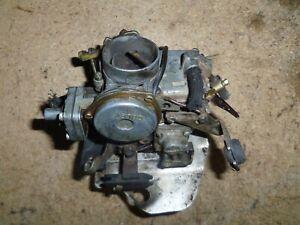 VW Golf Jetta 1 I 1093 ccm Vergaser Solex 31 PIC(T)-7 036129017