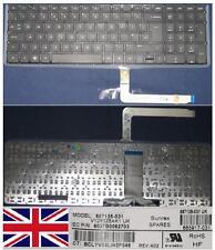 CLAVIER QWERTY UK HP ENVY 17-3000 17-3200 657125-031 V128028AK1 665917-031 Noir