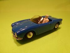 METOSUL ALFA ROMEO GIULIETTA SPIDER - BLUE 1:43 - VERY GOOD CONDITION