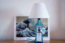 Lampada artigianale bottiglia Bombay - Jack Daniel's