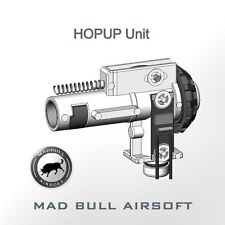 MADBULL Ultimate Hopup Unit M4 / AR Airsoft Softair Hop Up Metal Bucking 60°