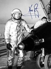 NEIL ARMSTRONG - Repro-Autogramm, 20x27cm, Großfoto, Apollo 11