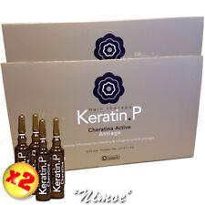 Keratin.P 20 vials x 10ml = 2 box Cheratina Active Antiage Biacrè ® Renforcing