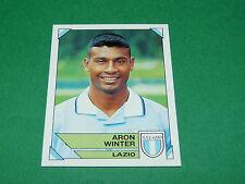 146 A. WINTER NEDERLAND LAZIO PANINI FOOTBALL CALCIATORI 1993-1994 CALCIO ITALIA