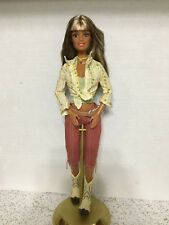 Barbie Cali Girl Beach Feet Articulated Horseback Riding Summer Cowgirl Doll
