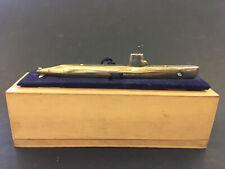 SOUS MARIN JAPONAIS HAYASHIO SUBMARINE SS 521 1960 1/400 POIDS 210 GR